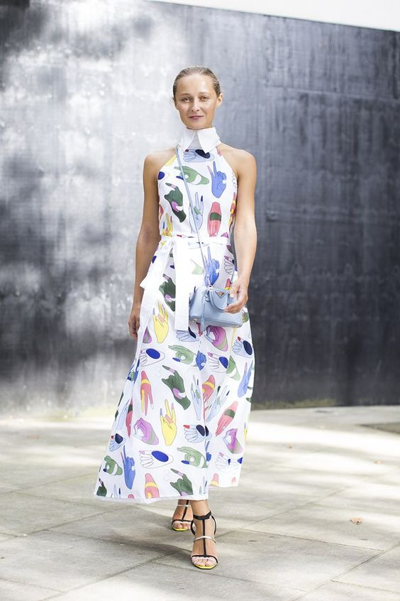 Miss Margaret Cruzemark : Streetstyle galore : Best looks from London Fashion Week