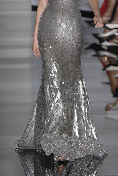 What the Silver Queen of Meereen would wear, Elie Saab