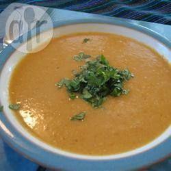 Soupe libanaise aux lentilles cuisine for Cuisine libanaise