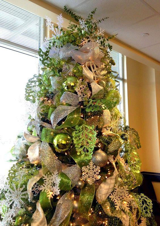 Decoraciones Navidenas Decoracion Navidena Arbol Navideno Decoaracion Ideas Para Arboles De Navidad Decoracion Arbol De Navidad Arboles De Navidad Creativos