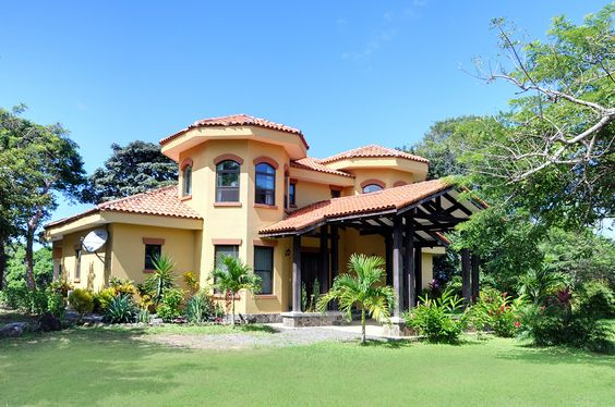 the vacation homes for sale in costa rica are designed in