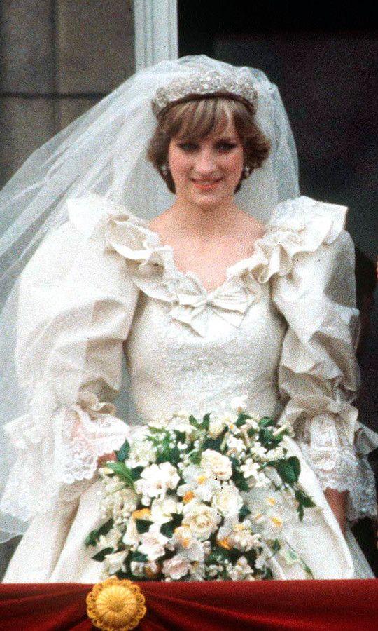 Princess Diana S Niece Wears Spencer Tiara On Her Wedding Day