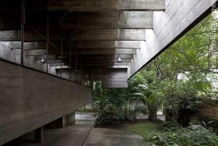 paulo mendes da rocha : casa butantã : são paulo brasil
