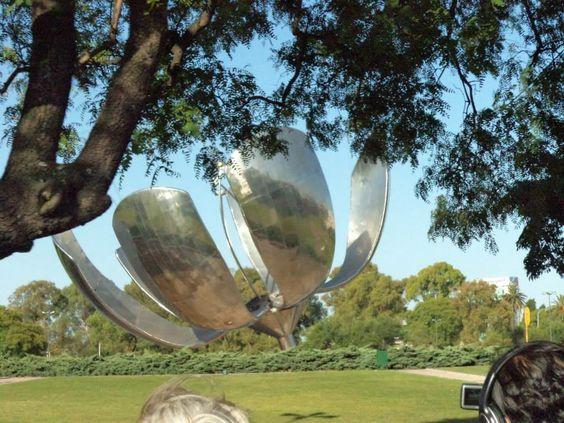 Monumento Floralis