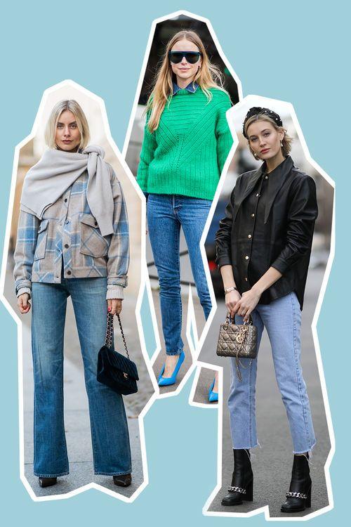Jeans Fur Jede Figur So Finden Sie Die Perfekte Jeans In 2020 Perfekte Jeans Jeans Und Mode