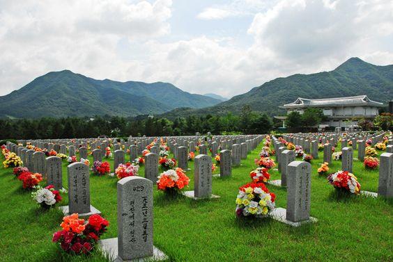 Nghĩa trang Quốc gia Seoul