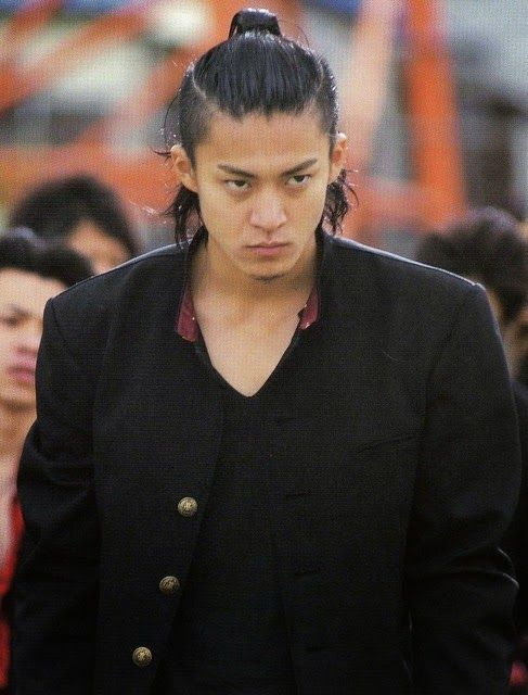 Shun Oguri Crows ZERO 2【2019】