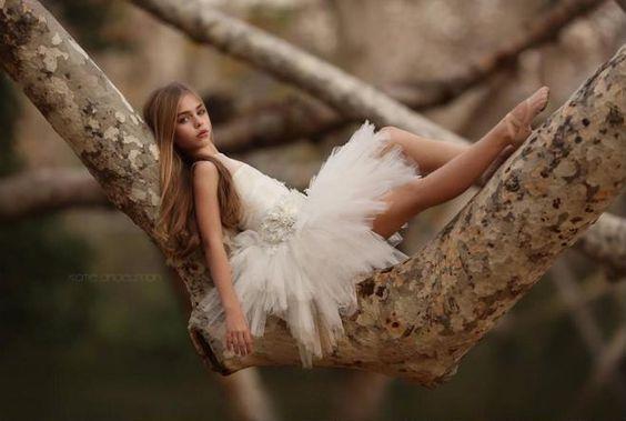 Jade Weber * #katie andleman #dress by Mischka Aoki