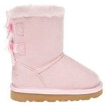 Polar Edge® Girls' Insulated Rubber Boots with Ribbons