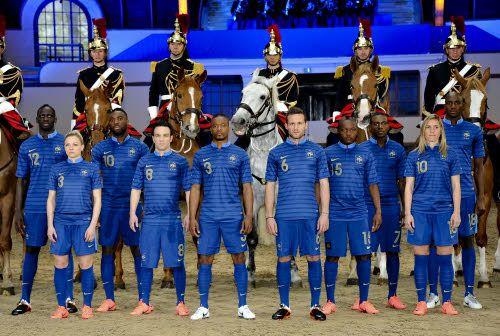 Foot : le pouvoir du maillot - http://bit.ly/nouveau-maillot-football-locita