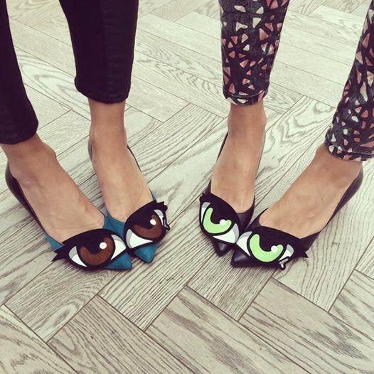 FUN. #shoes #Pierre Hardy