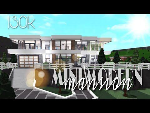 130k Mini Modern Mansion Roblox Bloxburg Youtube Modern Mansion Mansions Beautiful House Plans Bloxburg modern house ideas mansion google search in 2019. 130k mini modern mansion roblox