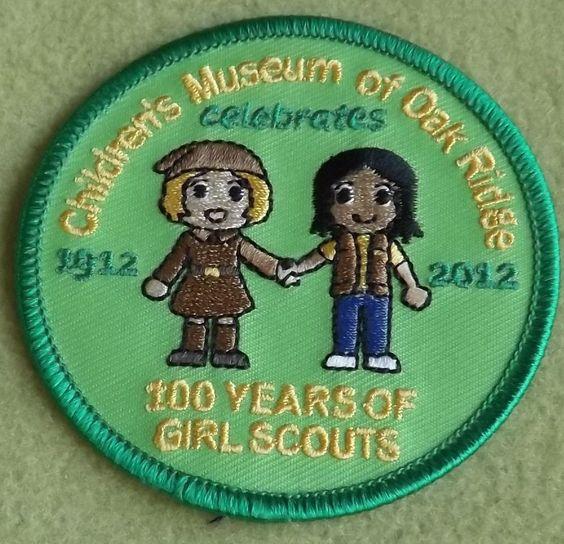 Girl Scouts Southern Appalachian 100th Anniversary Children's ...