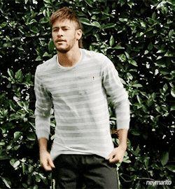 Neymar dancing gif