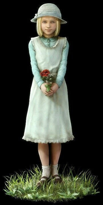 Wendy, the lonely princess. Rule of Rose