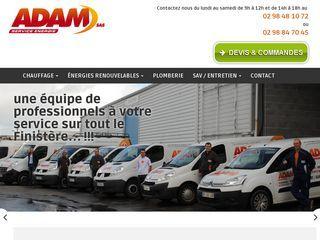 Cliquez-ici pour découvrir les services du spécialiste des pompes à chaleur, des poêles et de la plomberie à Brest, Finistère