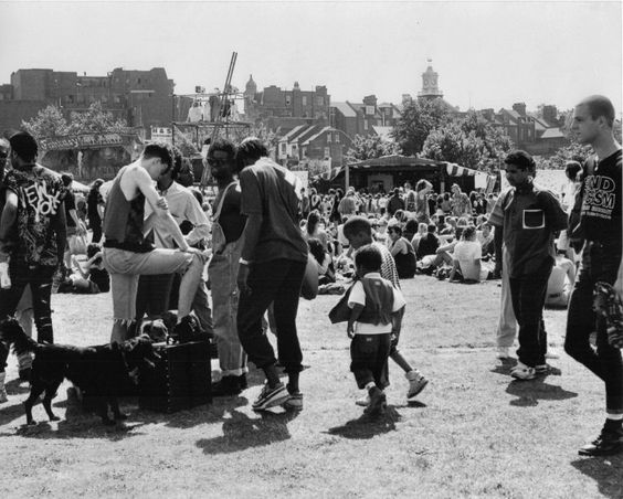 Urban Free Festival 1992
