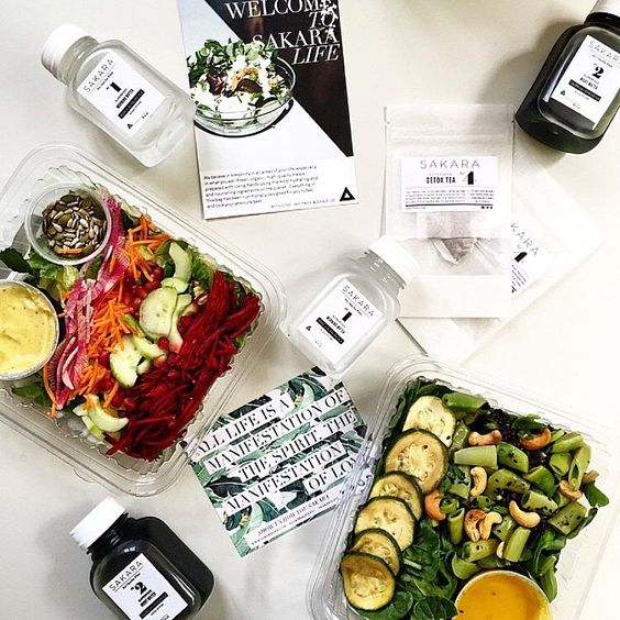Healthy nation-wide meal delivery service for weight loss | Sakara Life