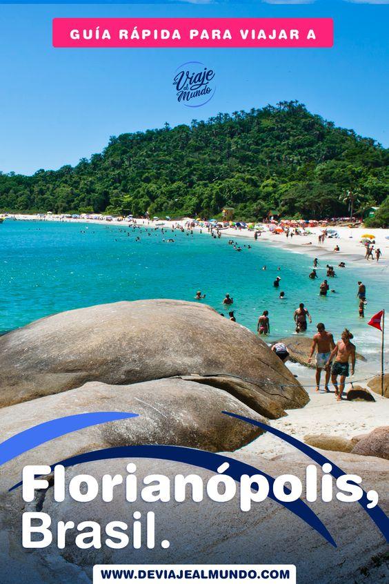 Playas De Florianópolis Brasil Guía De Viajes Playas De Brasil Playa San Antonio De Lisboa