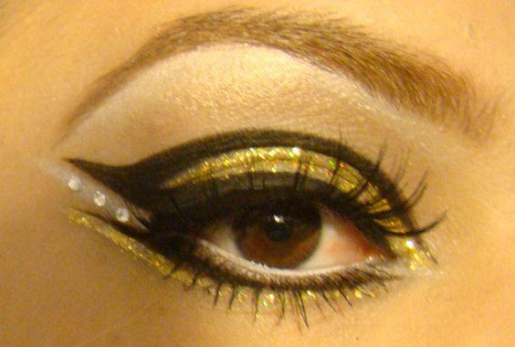 Makeup de Carnaval  #makeup #carnaval #carnival