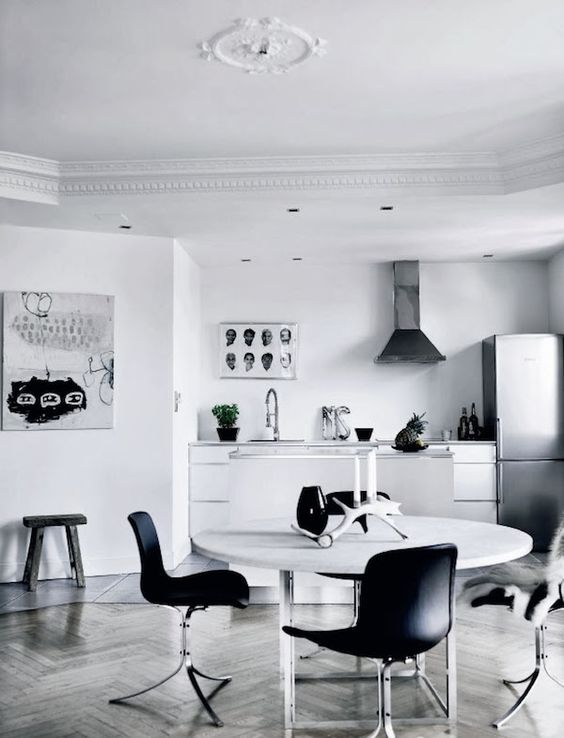 Danish classics in the south of France | Home of Stylejunky owners - Vosgesparis