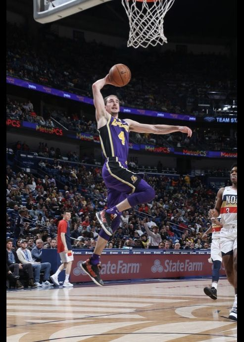 Alex Caruso Los Angeles Lakers Lakers Wallpaper Los Angeles Lakers Lakers