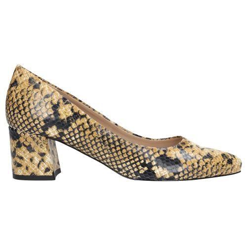 Czolenka 35026 58 Heels Shoes Heeled Mules