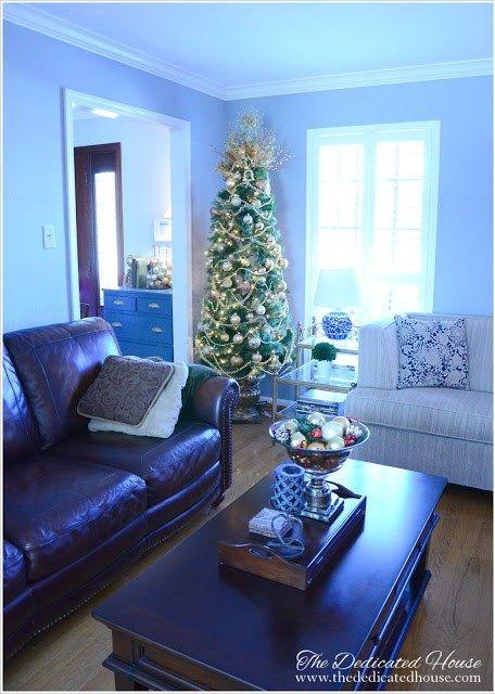 Vánoce Gold - specializovanou dům