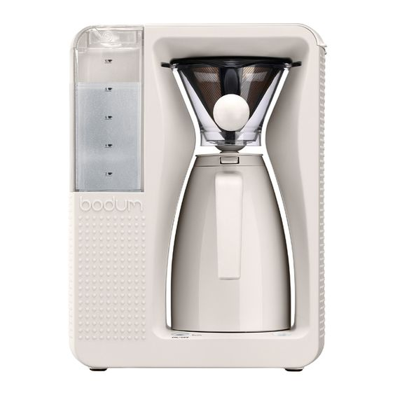 Bistro b.over Coffee Maker White design inspiration on Fab.