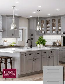 Wonderful Home Decorators Cabinets In Light Gray
