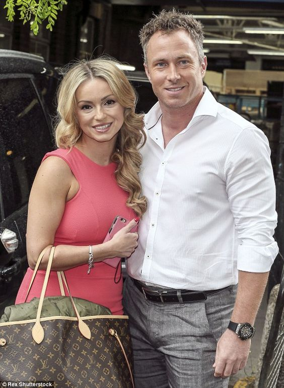 Loyalty: Ola Jordan is said to have quit Strictly Come Dancing over her loyalty to husband James Jordan