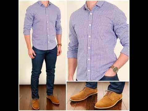 للرجال تنسيق مميز للحذاء والقميص والبنطال والساعة Youtube Mens Fashion Casual Fashion Mens Fashion