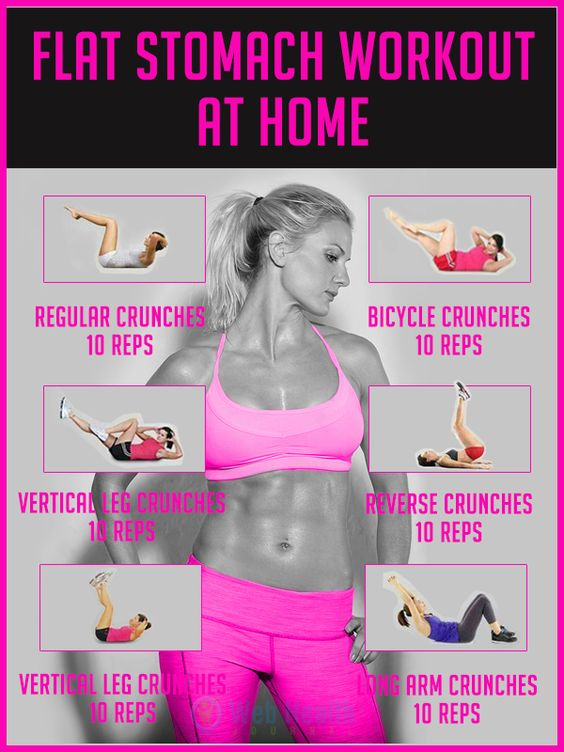Fitness & Exercise tips : Flat stomach workout at home. click here for shape up & slim down : #fitness #exercise #abs #slim #fit #beauty #health #workout #motivation #cardio #belly #woman-fitness #ab-workouts #ab-inspiration http://www.webhealthjournal.com/