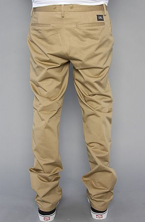 Our men's classic khaki pants are made with a new, updated fabric and fit. We offer a terrific selection of office or weekend-ready slacks that will take your style to the next level. You will find the quintessential straight-leg, the stylish slim-fit, and the more than comfortable loose-fit in a .