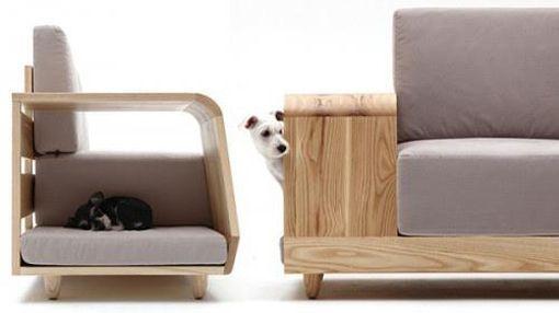Muebles para mascotas, ¡lo último en decoración!