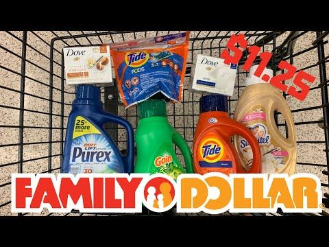 Family Dollar Couponing All Digitals 5 Off 25 Deals Youtube Family Dollar Digital Coupons Coupons