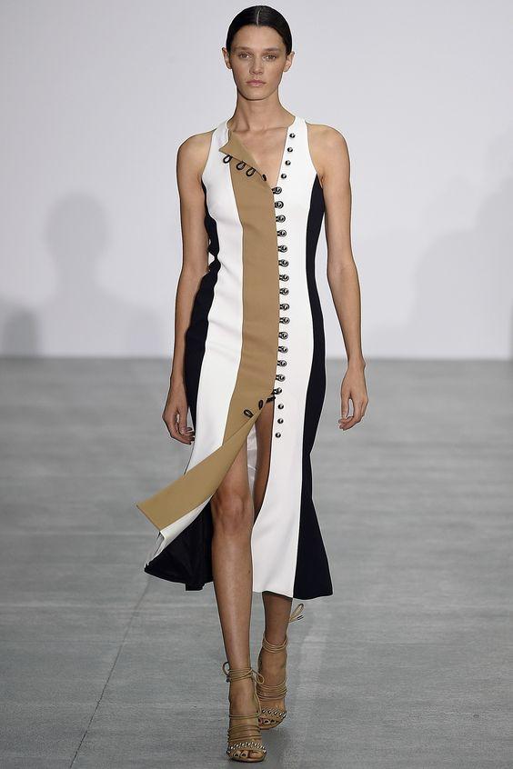 David Koma Spring 2017 Ready-to-Wear Fashion Show