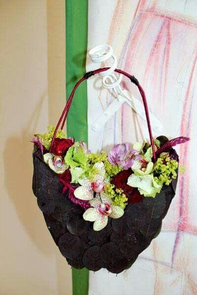 Mix mit Orchideen