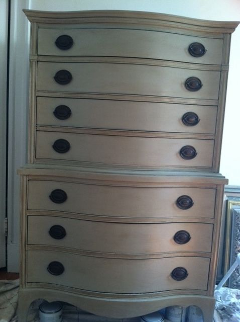 Annie Sloan Paint colors and bedrooms | Rubbish Rehab: Bedroom Redo with Annie Sloan Paints