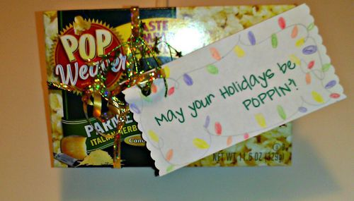 May your holidays be POPPIN!