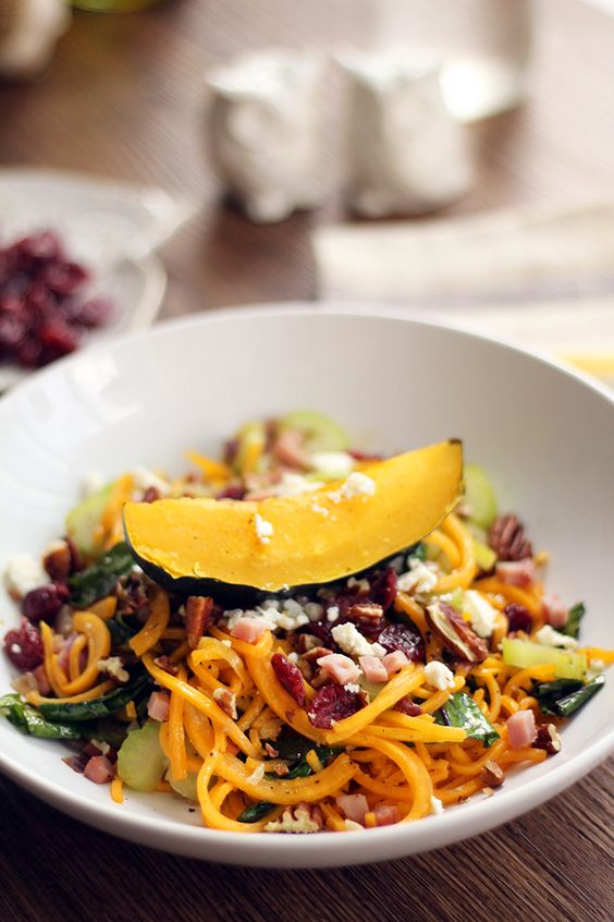 Autumn Harvest Roasted Butternut Squash Pasta | Recipe ...