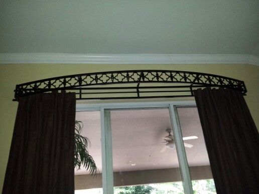 Custom Curtain Rod!!!