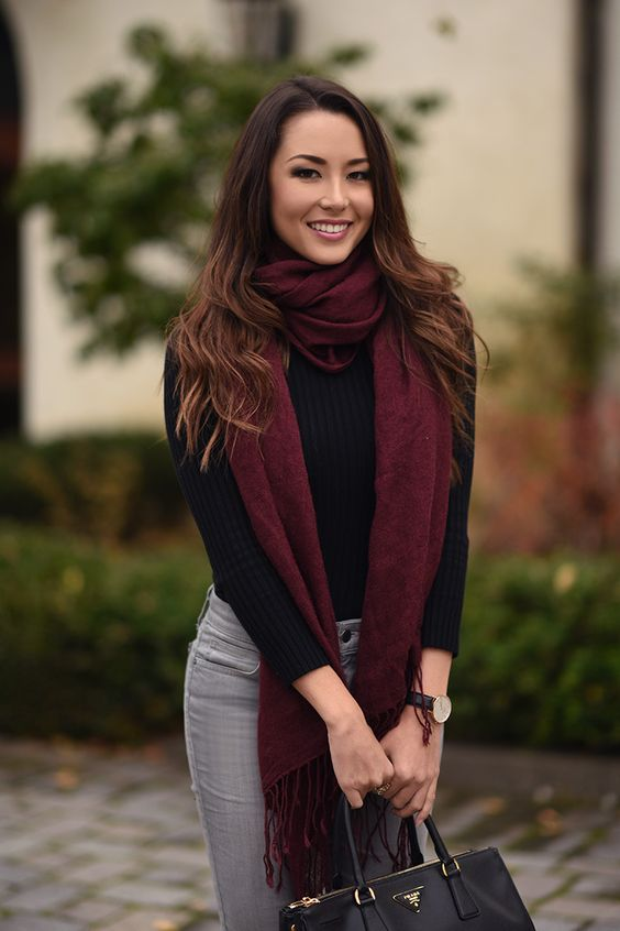 Burgundy Babe - Hapa Time