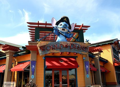 Disney's Magic Kingdom: When you run out of park tickets, head over for 20 FREE things to do at Downtown Disney (article)