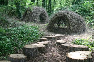 Ijams Journal: Just for kids: Jo's Grove, nature playscape