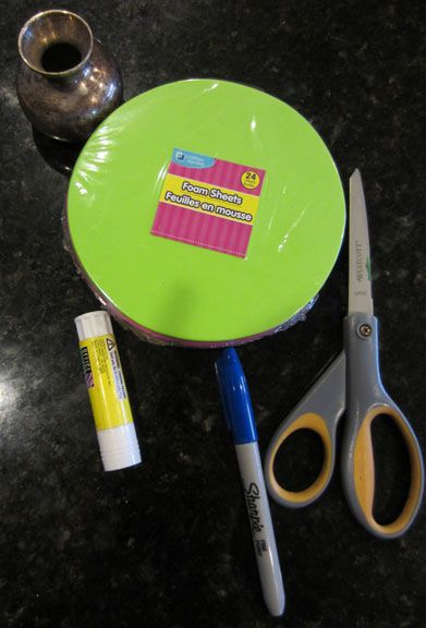 DIY kids closet divider supplies