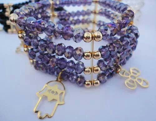 pulseras bisutería accesorios fashion navidad collares cute mujer