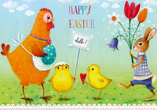 Mila Marquis  Happy Easter