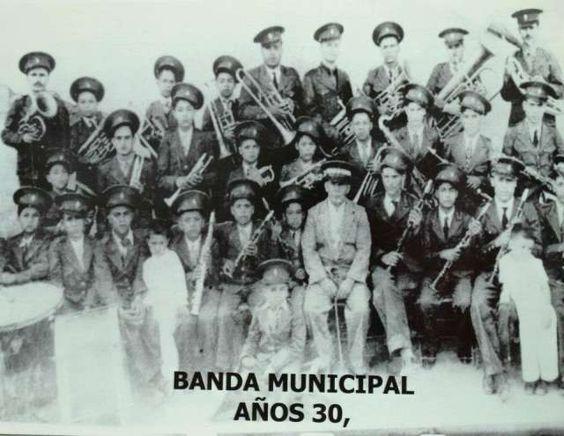 Banda municipal (años 30's)