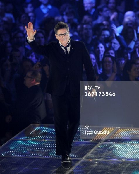 k.d. lang performs onstage at the 2013 Junos